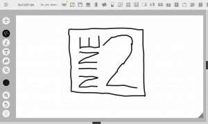Google Autodraw Example, A useful tool for designers